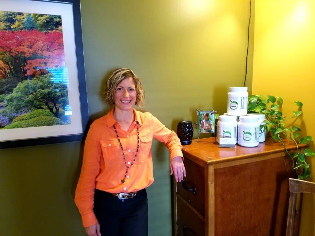 Chiropractor Kellie Seth