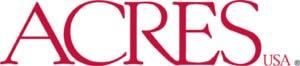Acres U.S.A. Logo