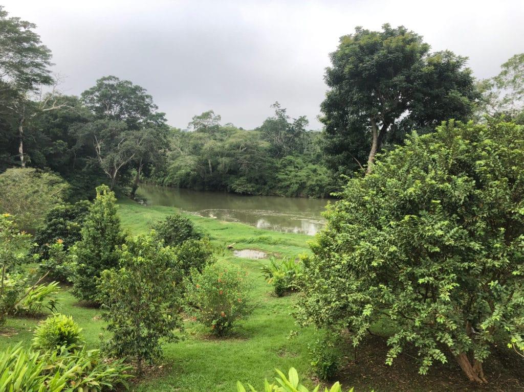 Scenery in Belmopan, Belize