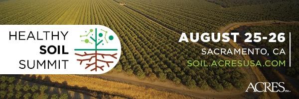 Healthy Soil Summit 2020