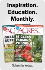 Discover Acres U.S.A.