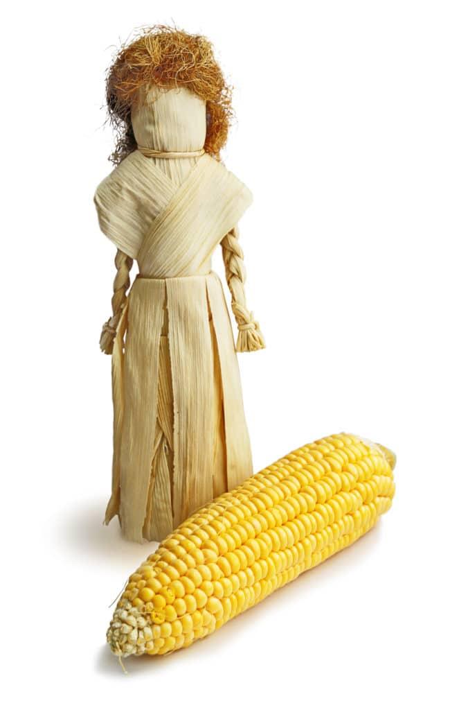 corncob doll